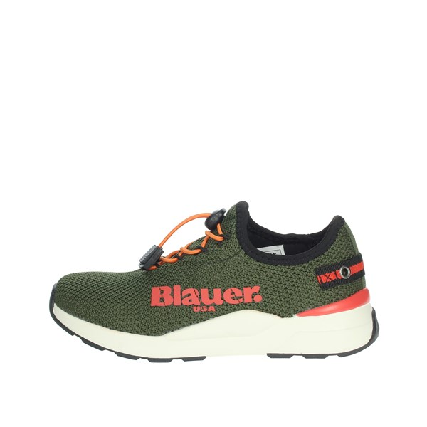 Blauer Shoes Sneakers Dark Green ANDY01
