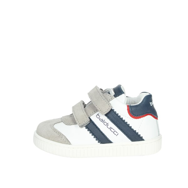 Balducci Shoes Sneakers White/Blue MSP3652G