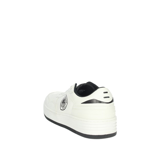 Blauer Shoes Sneakers White BART01
