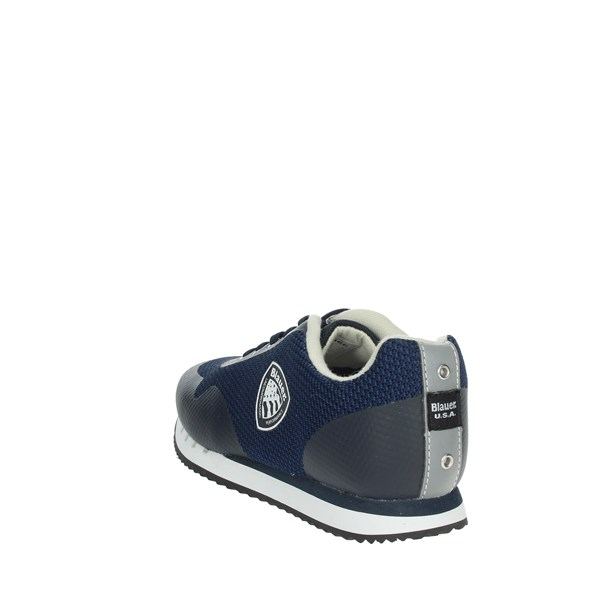 Blauer Shoes Sneakers Blue DASH01