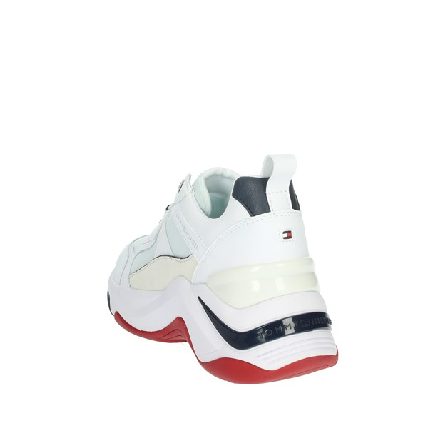 Tommy Hilfiger Shoes Sneakers White/Blue FW0FW05566