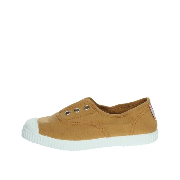 Cienta Shoes Sneakers Mustard 70997