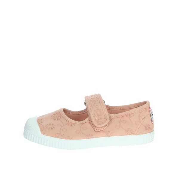 Cienta Shoes Ballet Flats Light dusty pink 76998