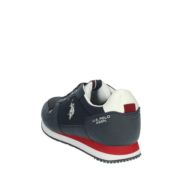 U.s. Polo Assn Shoes Sneakers Blue WILY