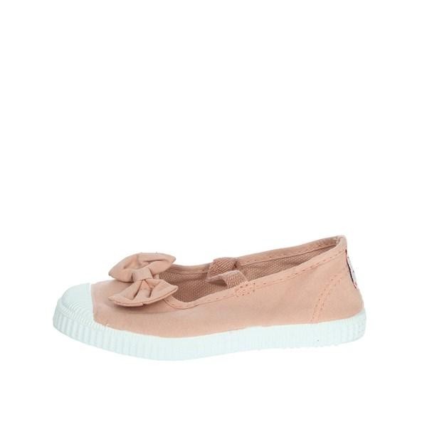 Cienta Shoes Ballet Flats Light dusty pink 73997