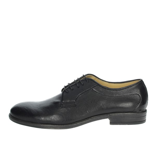 Payo Shoes Brogue Black 122 DEON