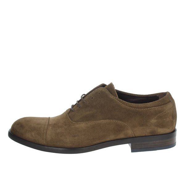 Payo Shoes Brogue Brown Taupe 1236