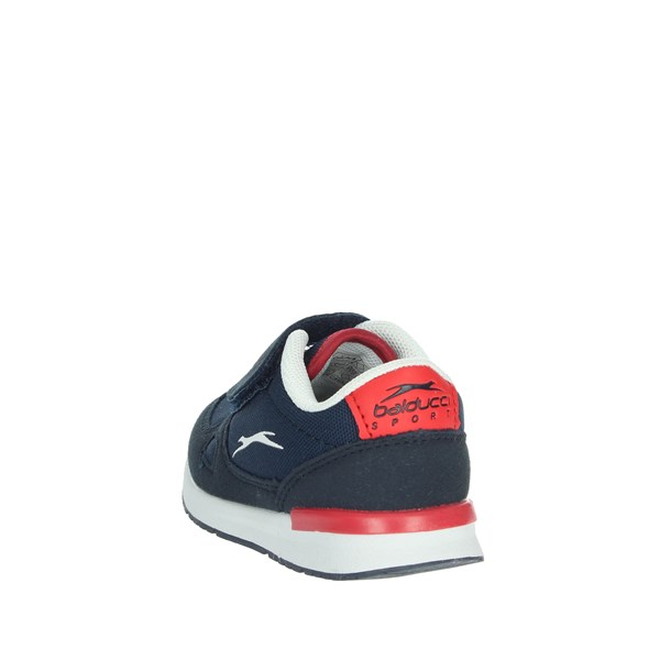 Balducci Shoes Sneakers Blue/Red BS2561
