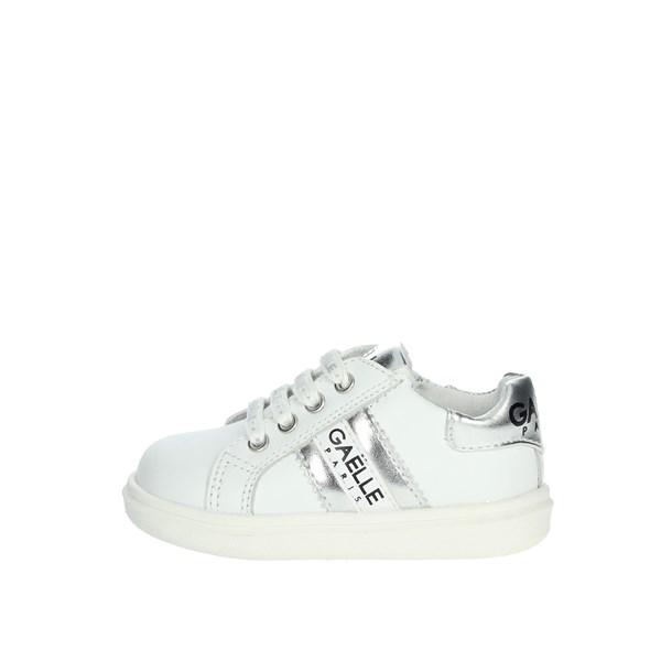 Gaelle Paris Shoes Sneakers White G-741