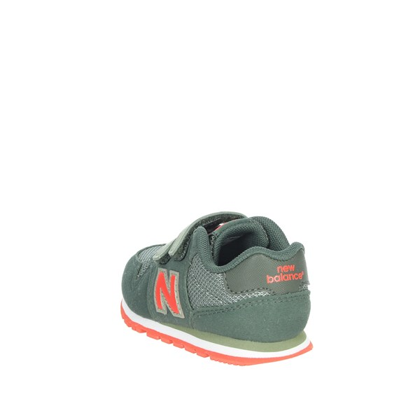 New Balance Shoes Sneakers Dark Green IV500TPG
