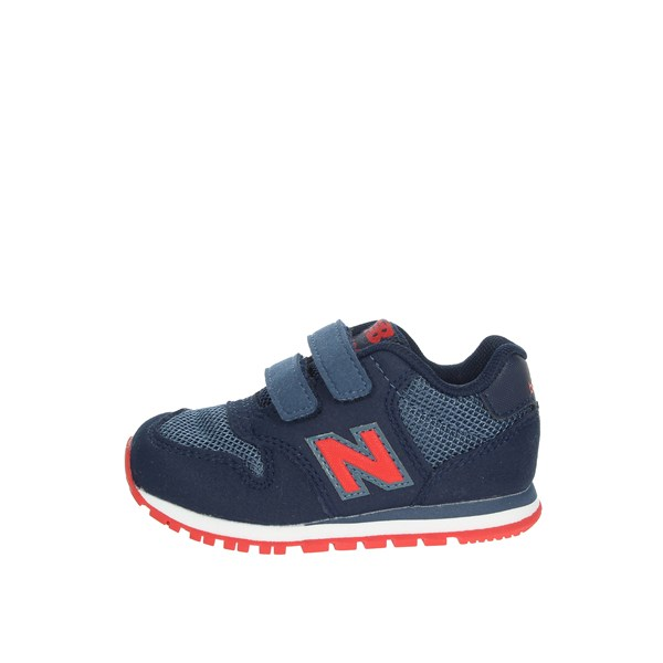 New Balance Shoes Sneakers Blue IV500TPN