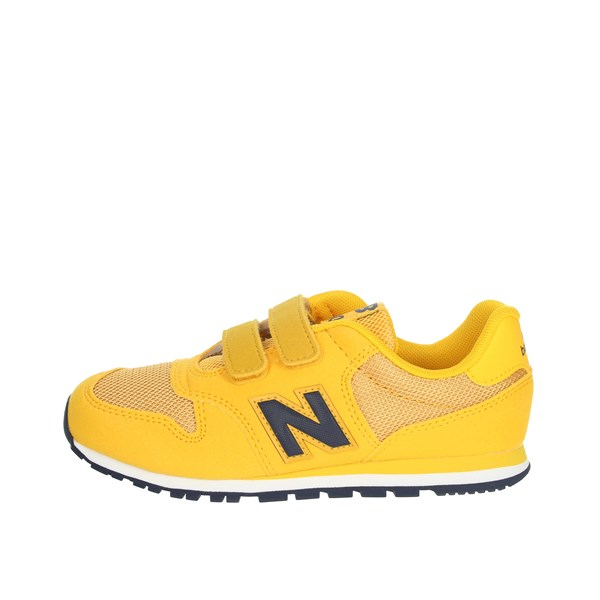 New Balance Shoes Sneakers Yellow YV500TPY