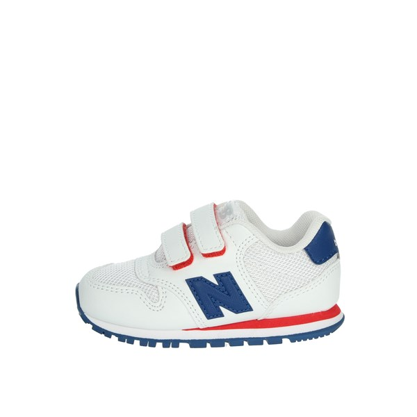 New Balance Shoes Sneakers White/Blue IV500WRB