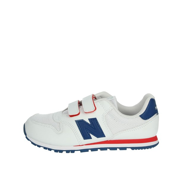 New Balance Shoes Sneakers White/Blue YV500WRB