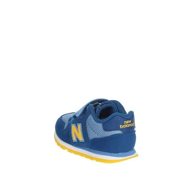 New Balance Shoes Sneakers Light Blue IV500TPL