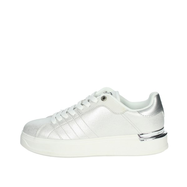 Colmar Shoes Sneakers Silver CLAYTON LUX