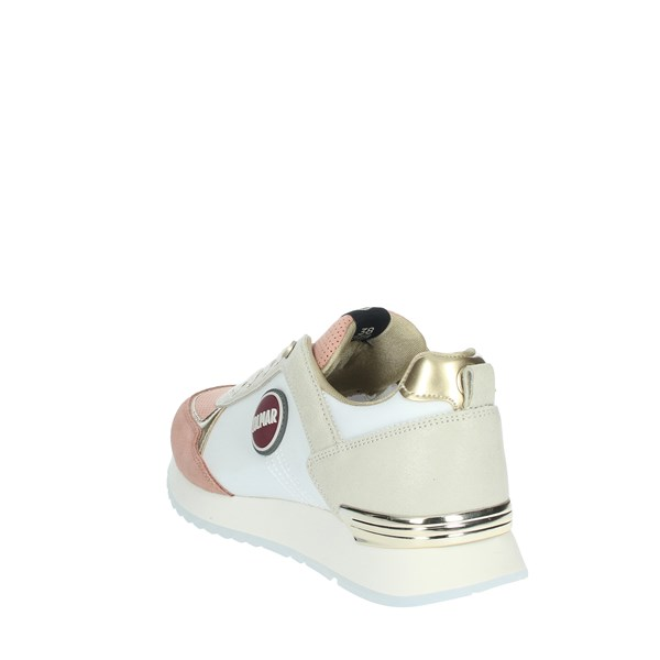 Colmar Shoes Sneakers White/Pink TRAVIS PRIME