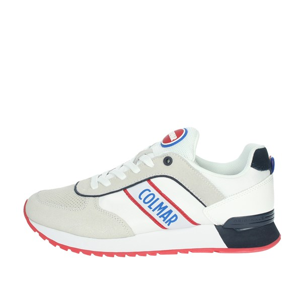 Colmar Shoes Sneakers White TRAVIS RUNNER