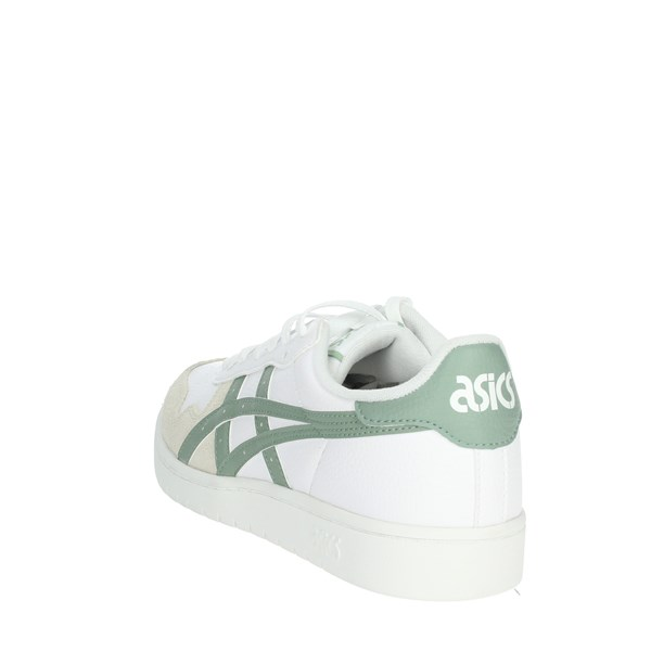 Asics Shoes Sneakers White/Green 1201A174