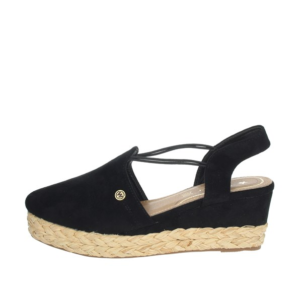 Wrangler Shoes Espadrilles Black WL11642A