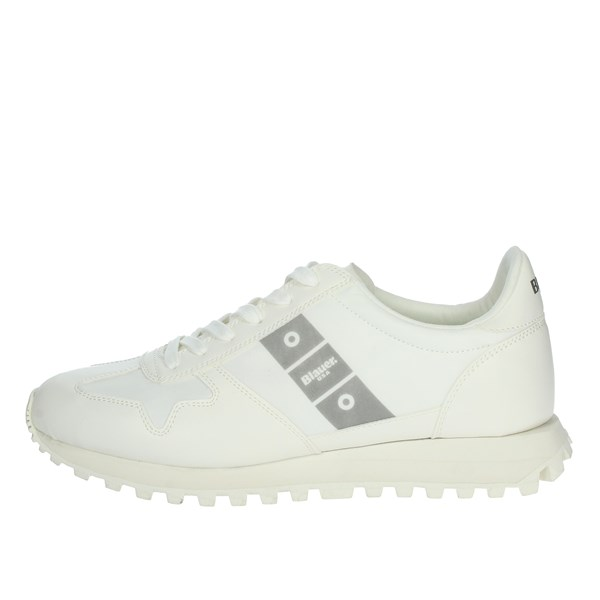 Blauer Shoes Sneakers White MERRILL01