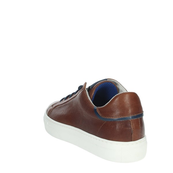 Payo Shoes Sneakers Brown leather 132