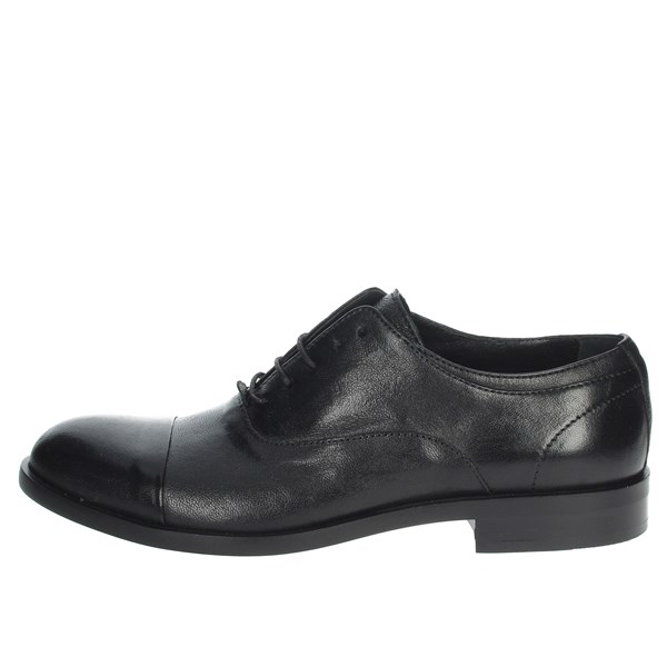 Payo Shoes Brogue Black 1236