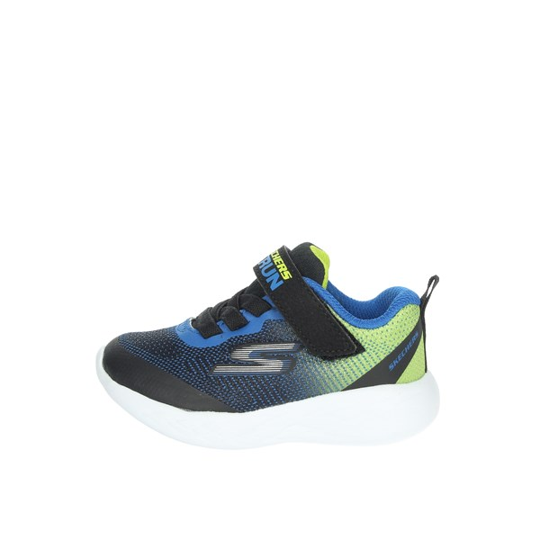 Skechers Shoes Sneakers Black/Blue 97867N