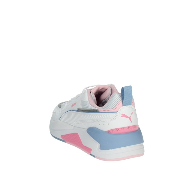 Puma Shoes Sneakers White/Fuchsia 374190