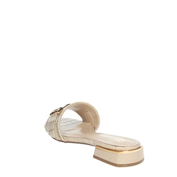 Laura Biagiotti Shoes Clogs Beige 6735