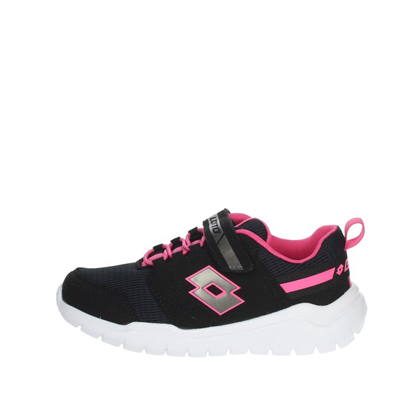 Lotto Shoes Sneakers White/Fuchsia 215794
