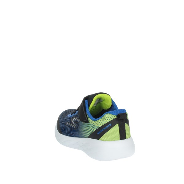 Skechers Shoes Sneakers Blue/Black 97867L
