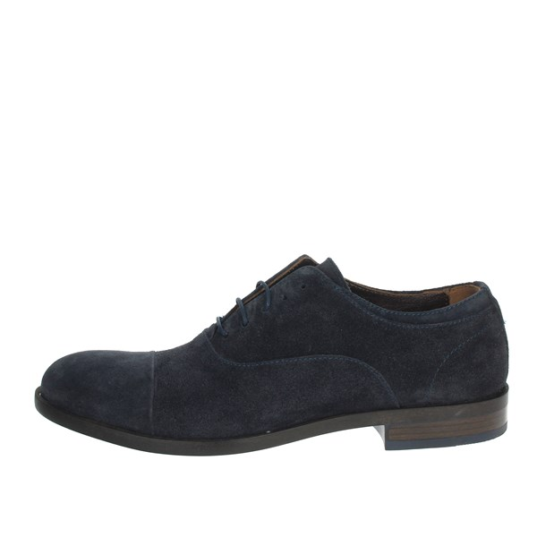 Payo Shoes Brogue Blue 1236