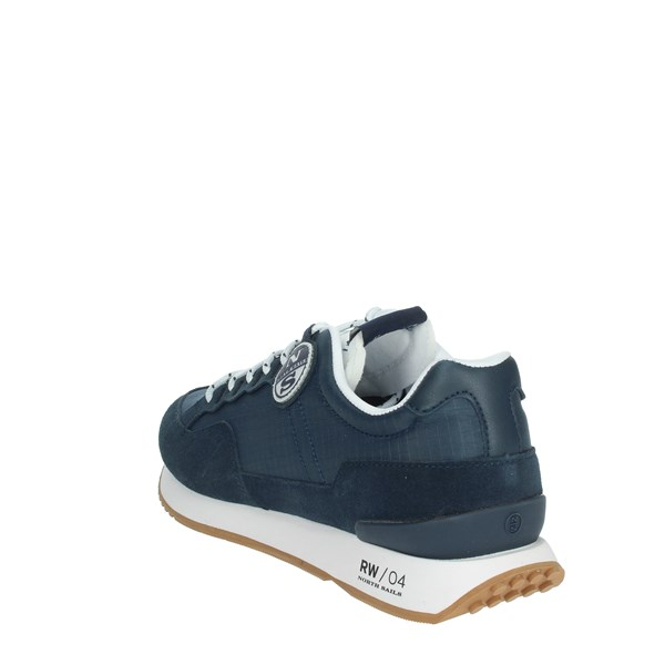 North Sails Shoes Sneakers Blue RW-04 FIRST