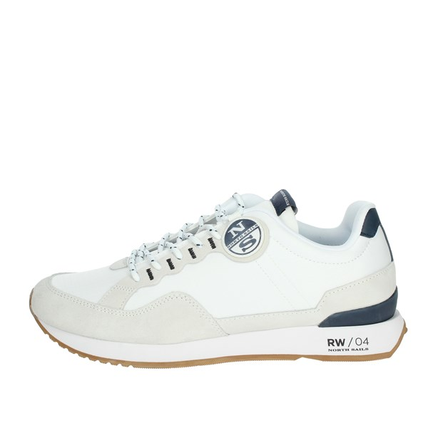 North Sails Shoes Sneakers White RW-04 FIRST