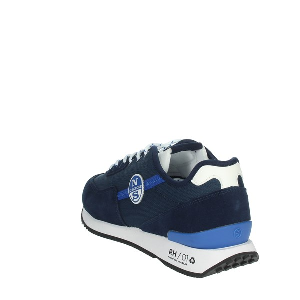 North Sails Shoes Sneakers Blue RH-01 RECY