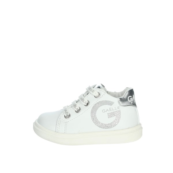 Gaelle Paris Shoes Sneakers White G-740