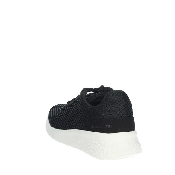 Lotto Shoes Sneakers Black 215650