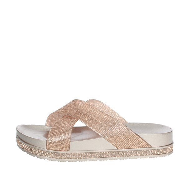 Laura Biagiotti Shoes Clogs Light dusty pink 6870