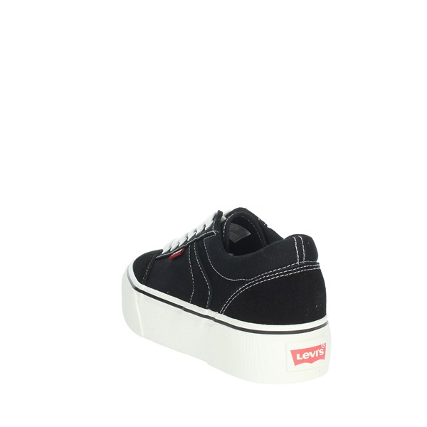 Levi's Shoes Sneakers Black HIGH PHILADELPHIA