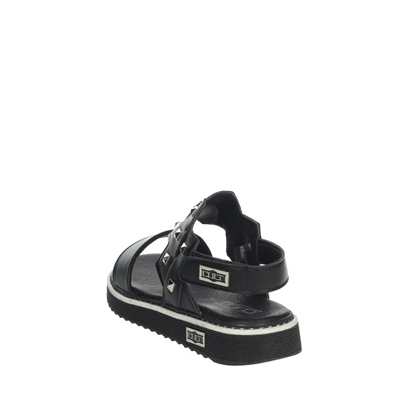 Cult Shoes Sandal Black LIFE