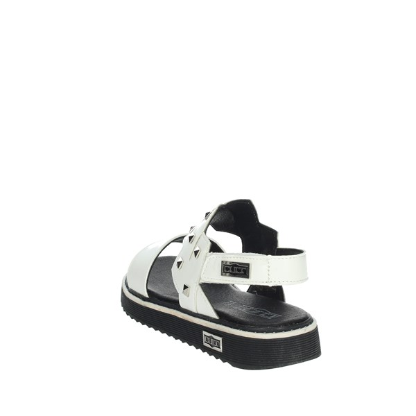 Cult Shoes Sandal White LIFE