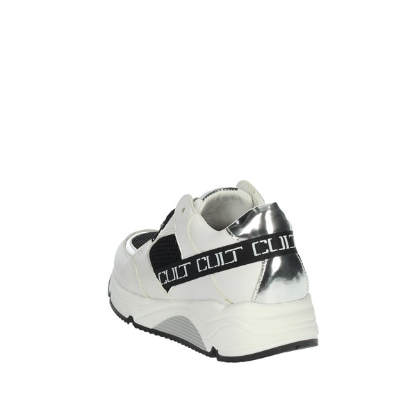 Cult Shoes Sneakers White/Black GO