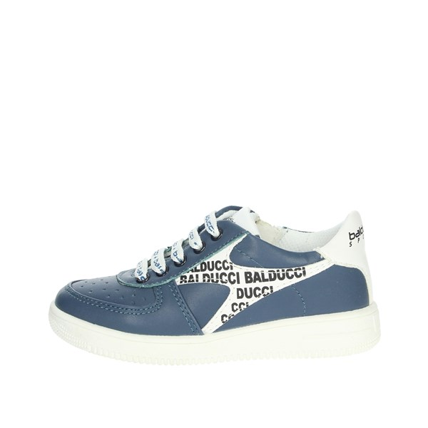 Balducci Shoes Sneakers Blue BS2221