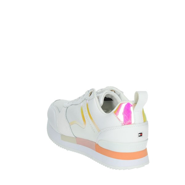 Tommy Hilfiger Shoes Sneakers White FW0FW05556