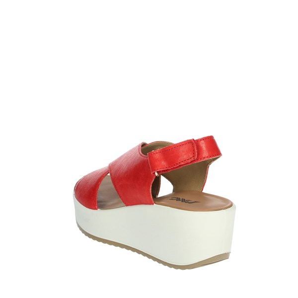 Imac Shoes Sandal Red 707720