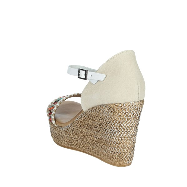 Porronet Shoes Sandal White FI2657