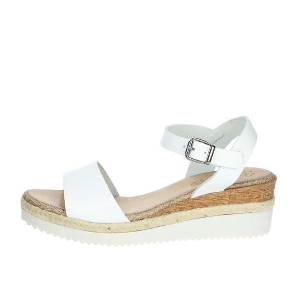 Porronet Shoes Sandal White FI2651