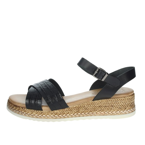 Porronet Shoes Sandal Black FI2619