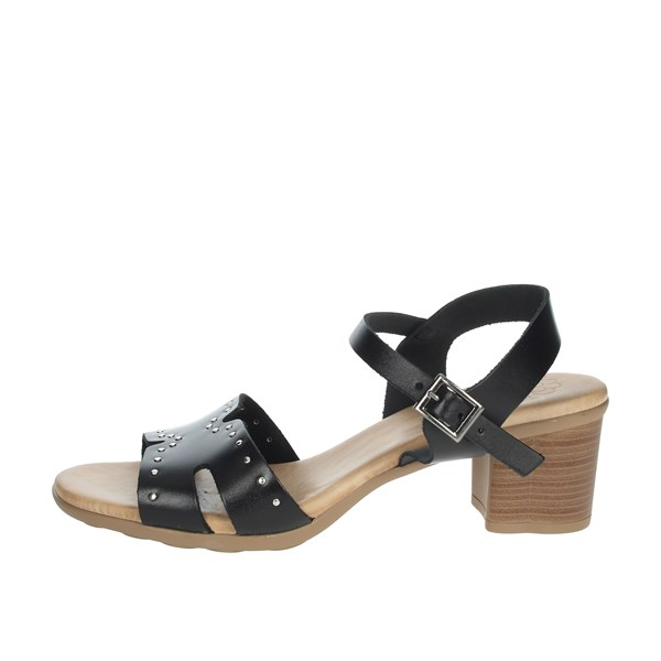 Porronet Shoes Sandal Black FI2626